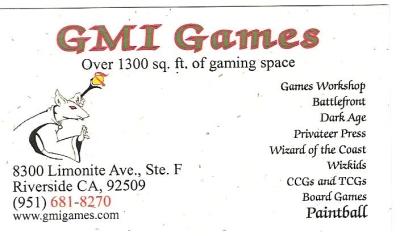 GMI Card